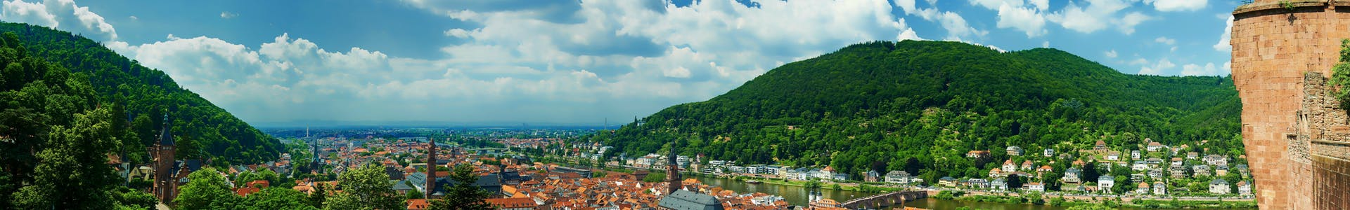Studying in Heidelberg, Germany